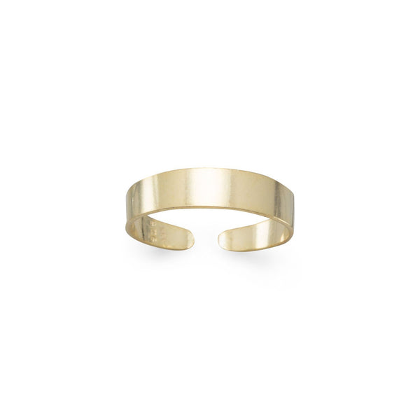 Gold Toe Ring - deelytes-com