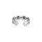 Flower Sterling Silver Toe Ring - deelytes-com