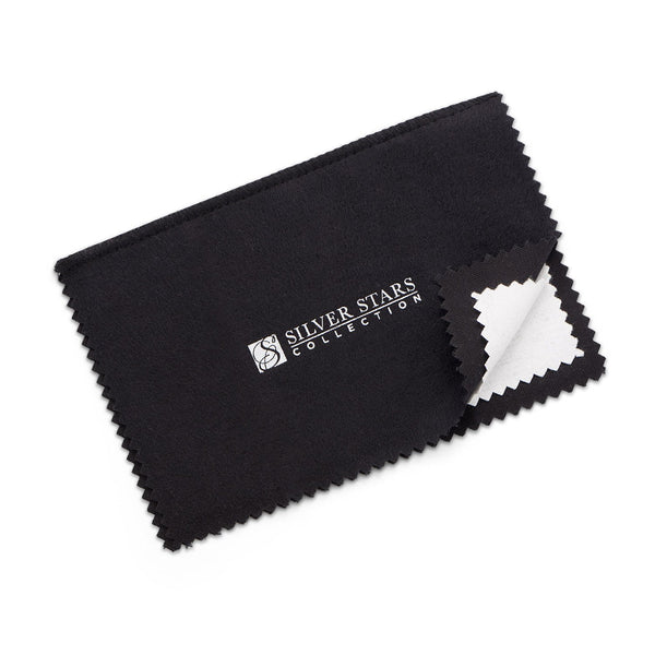 Silver Polishing Cloth (Black) - deelytes-com