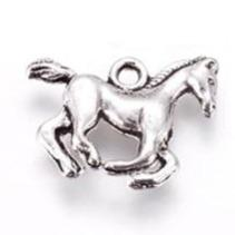Horse Wine Glass Charm Ring, Marker - deelytes-com