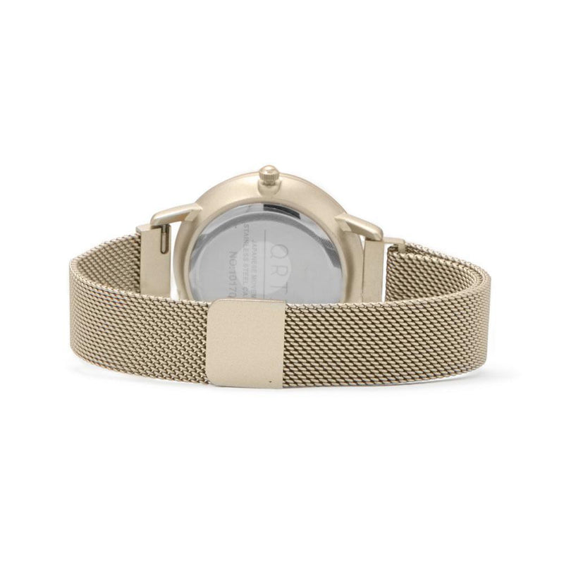 Gold Magnetic Band Fashion Watch - deelytes-com