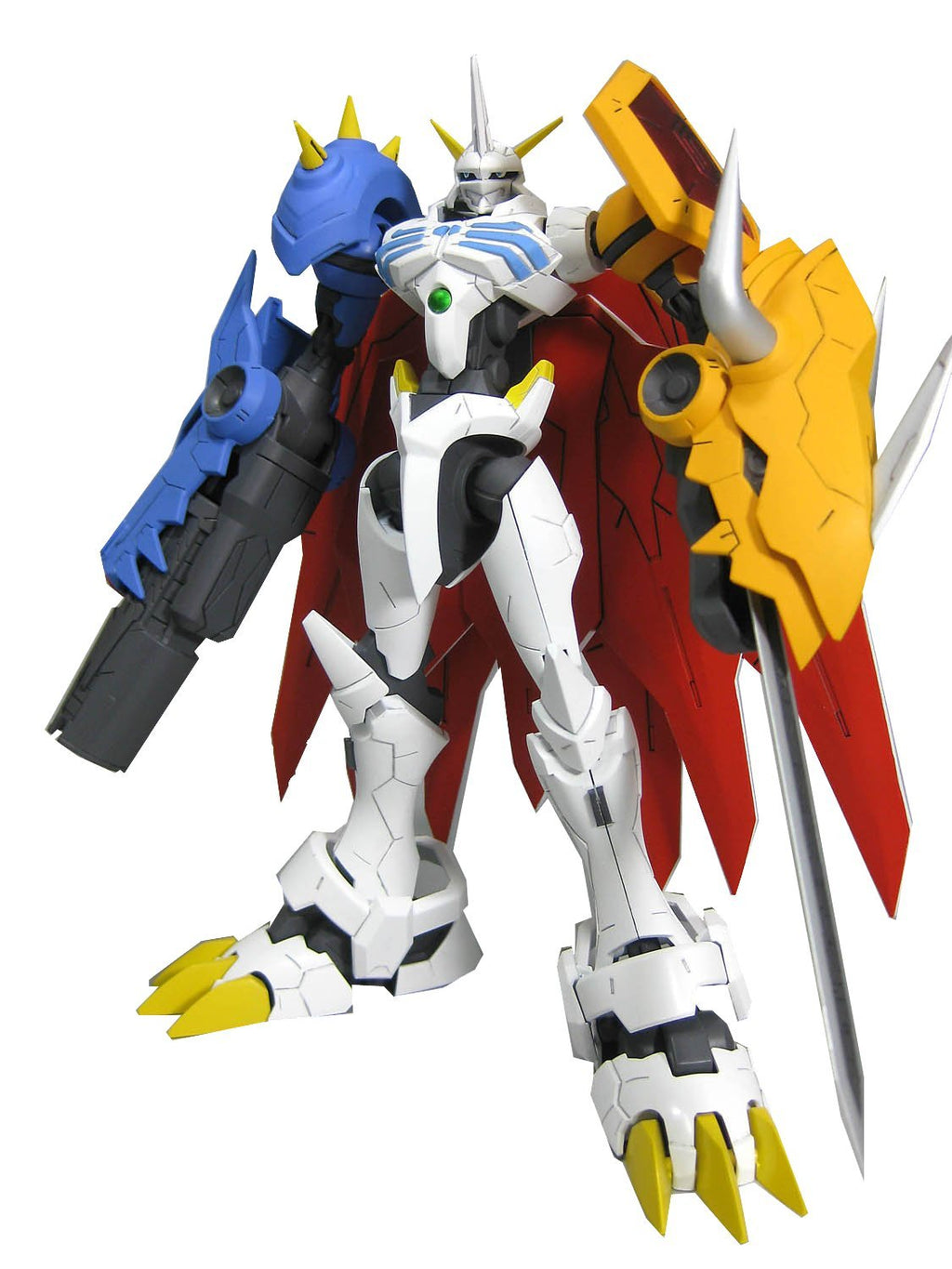 Digimon Reboot Omegamon Model Kit