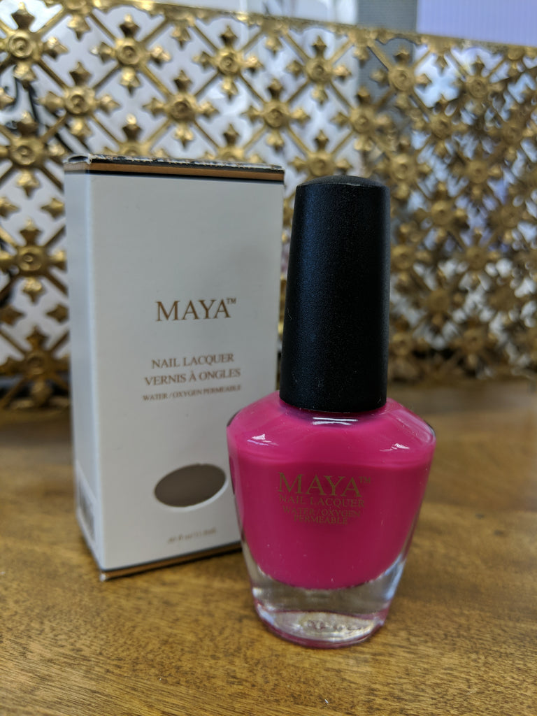 Maya Breathable Nail Polish