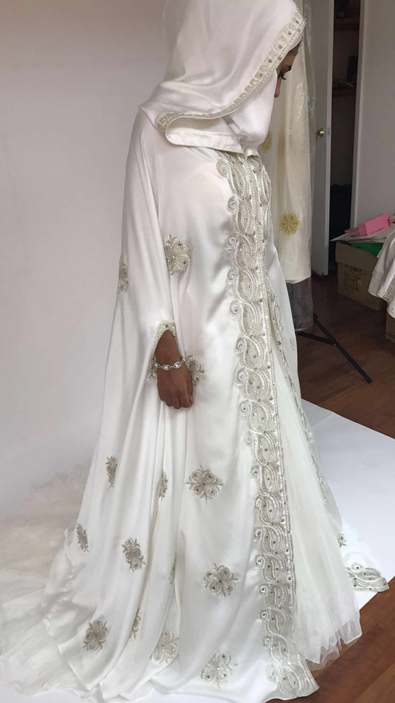 Wedding Dress Cover Up