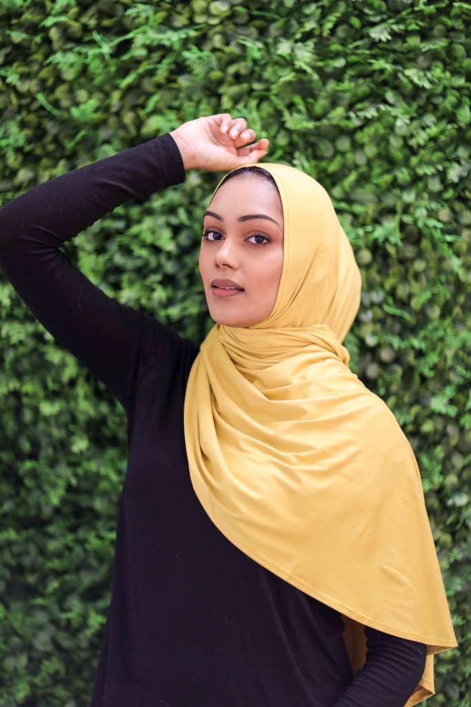 Instant Jersey Hijab