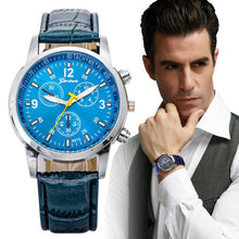 Luxury Men's Quartz Analog Watch Watches