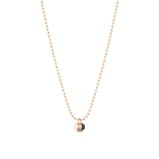 Pendant Ball Necklace - Slider Image 2