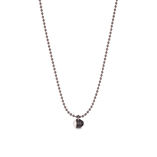 Pendant Ball Necklace - Slider Image 1