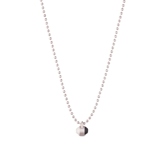 Pendant Ball Necklace - Slider Image 4