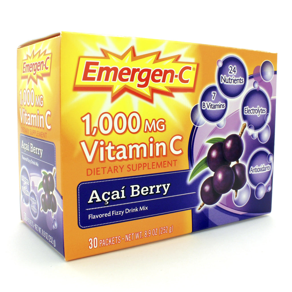 Emergen-C/Acai Berry