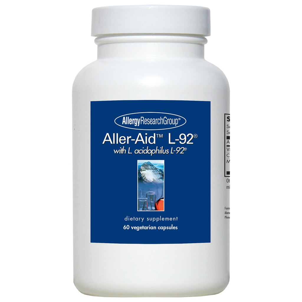Aller-Aid L-92 with L. acidophilus L-92