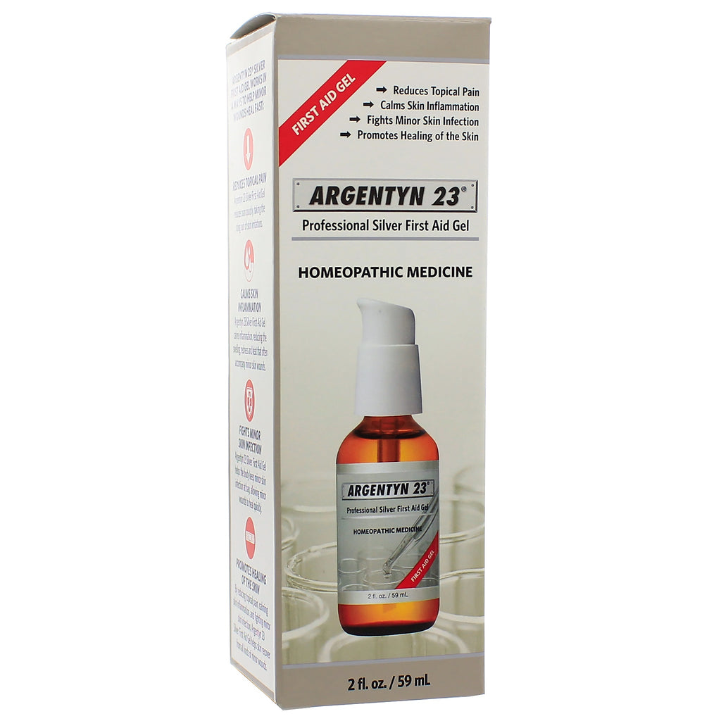 Argentyn 23 Professional First Aid Gel