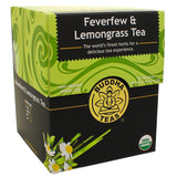 Feverfew and Lemongrass Tea