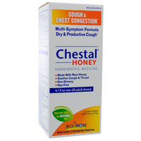 Chestal Honey Cough & Chest Congestion - Adult