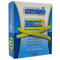 Weight Loss Solution Kit 3 Step