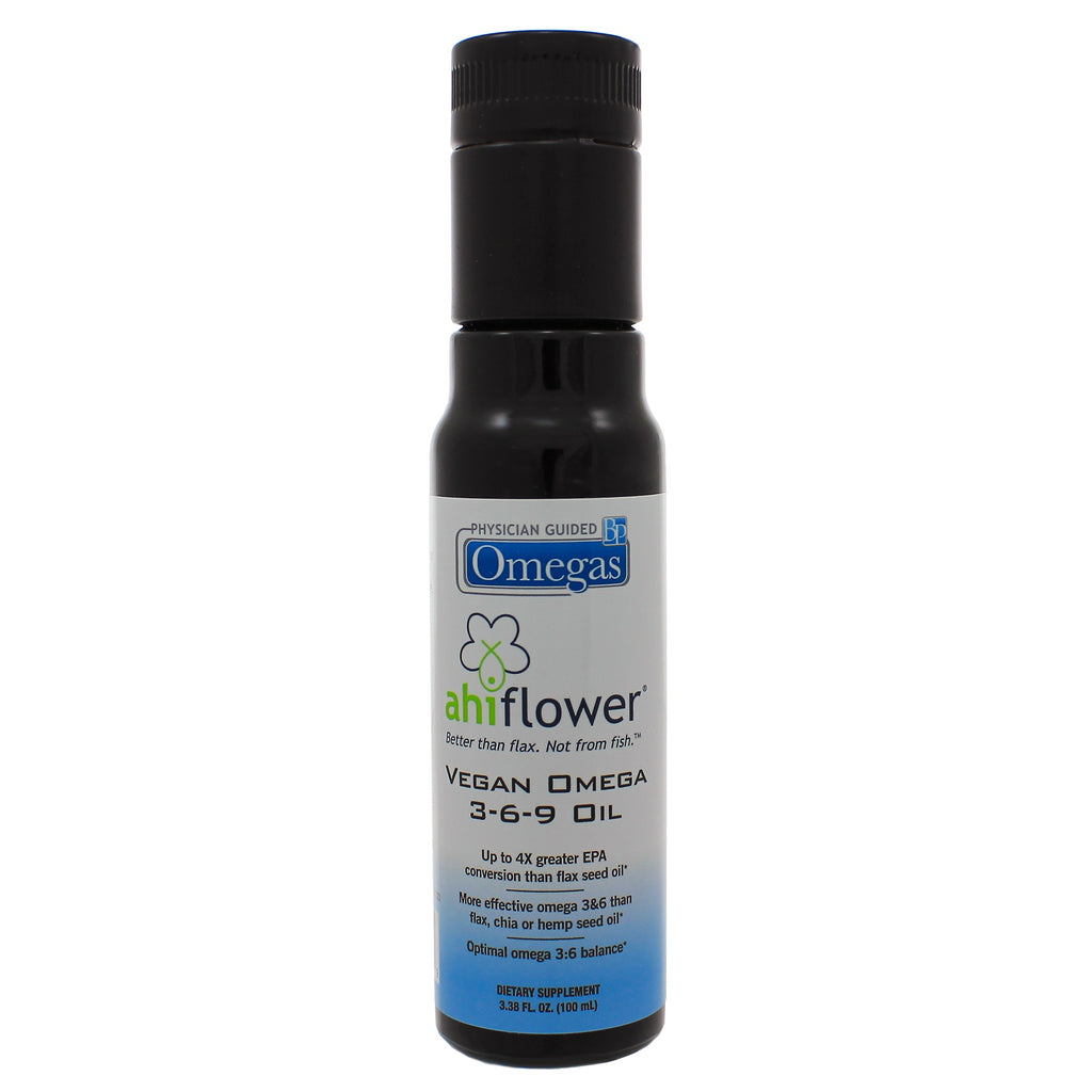 Physician Guided Omegas Ahiflower