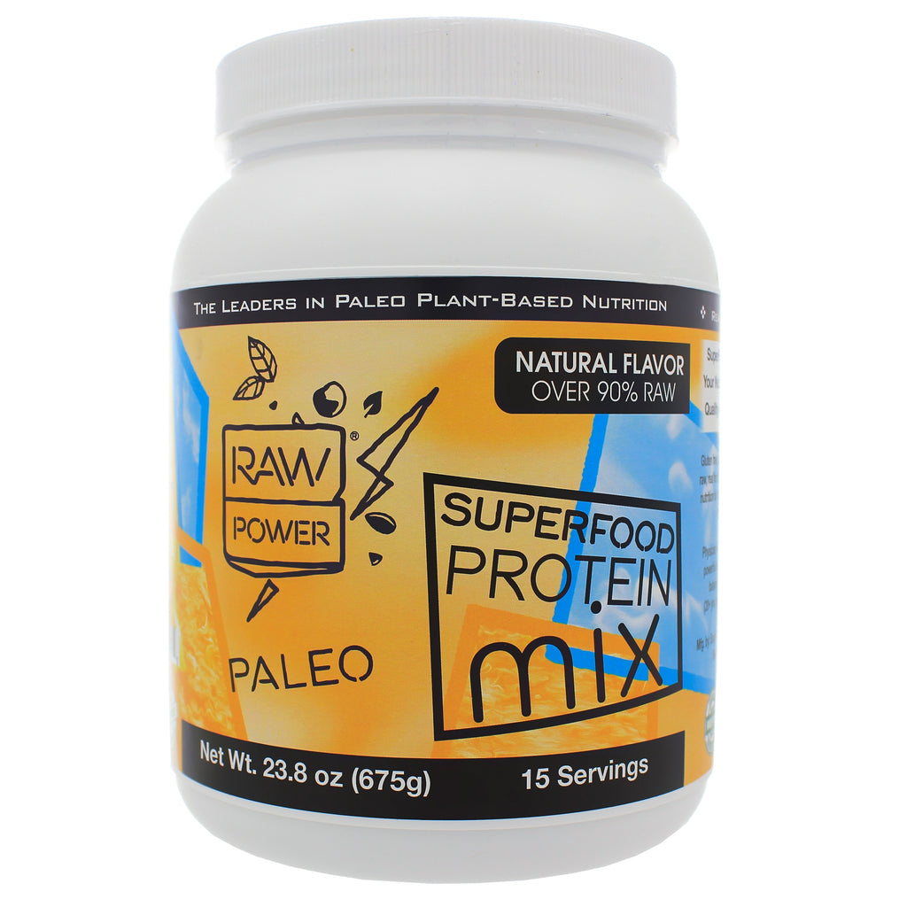 Raw Power Superfood Mix Natural Flavor