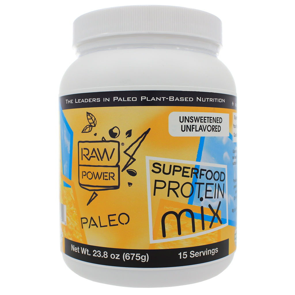 Raw Power Superfood Mix Unsweetened