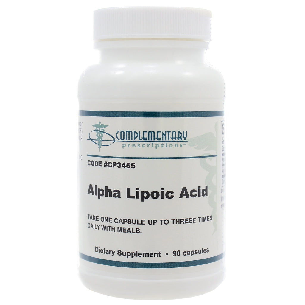 Alpha Lipoic Acid 500mg