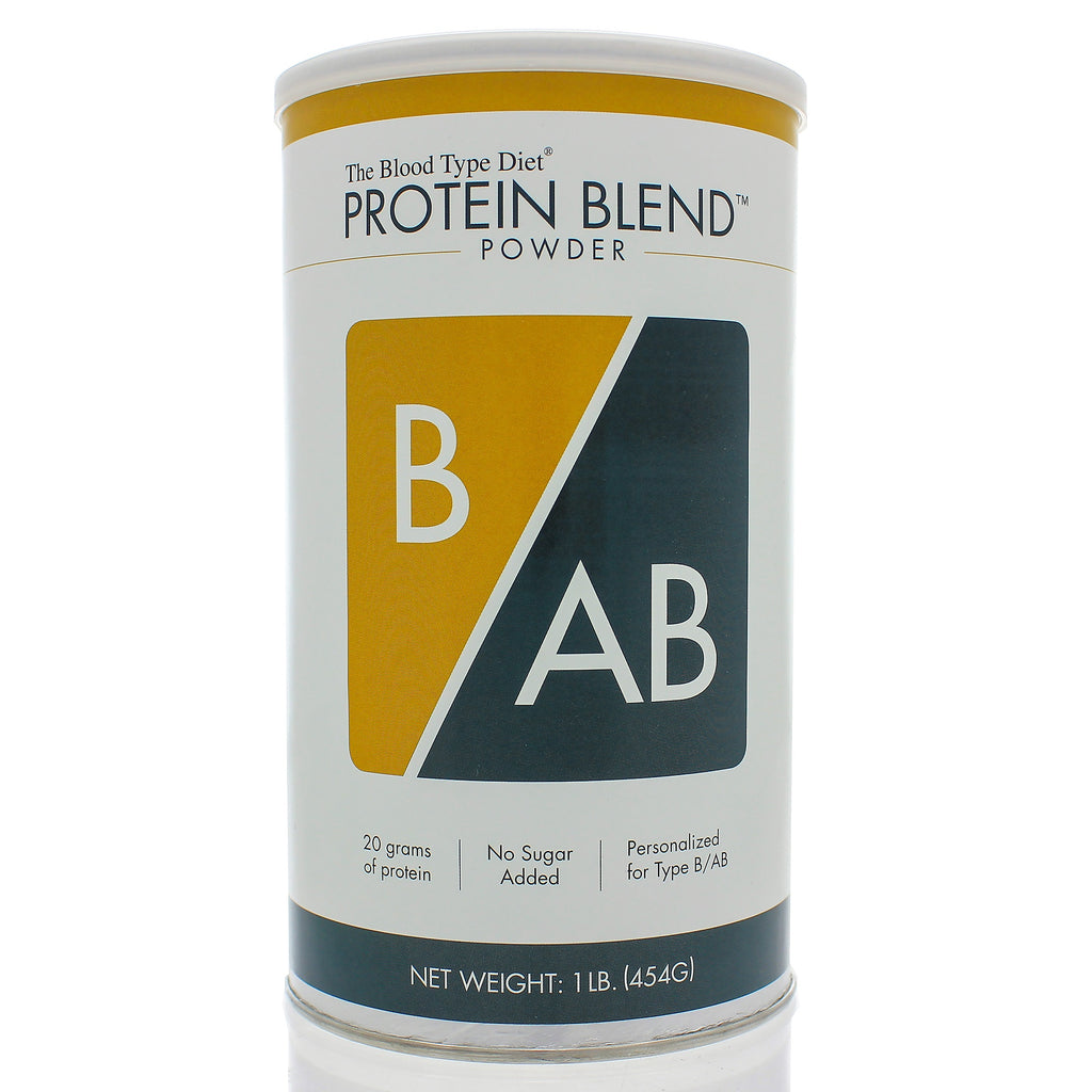 Protein Blend Powder (Type B/AB)