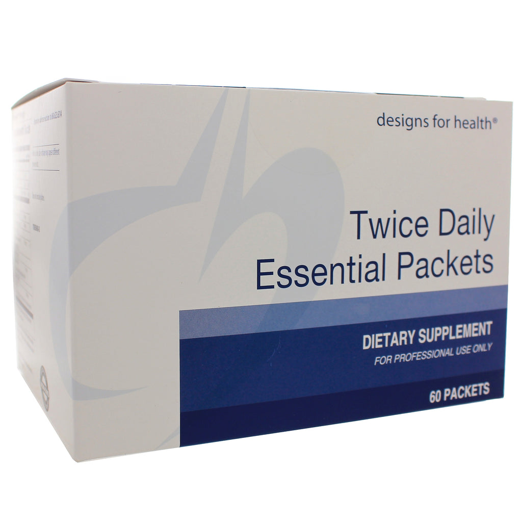 Twice Daily Essential Packets