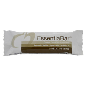 EssentiaBar Double Dark Chocolate