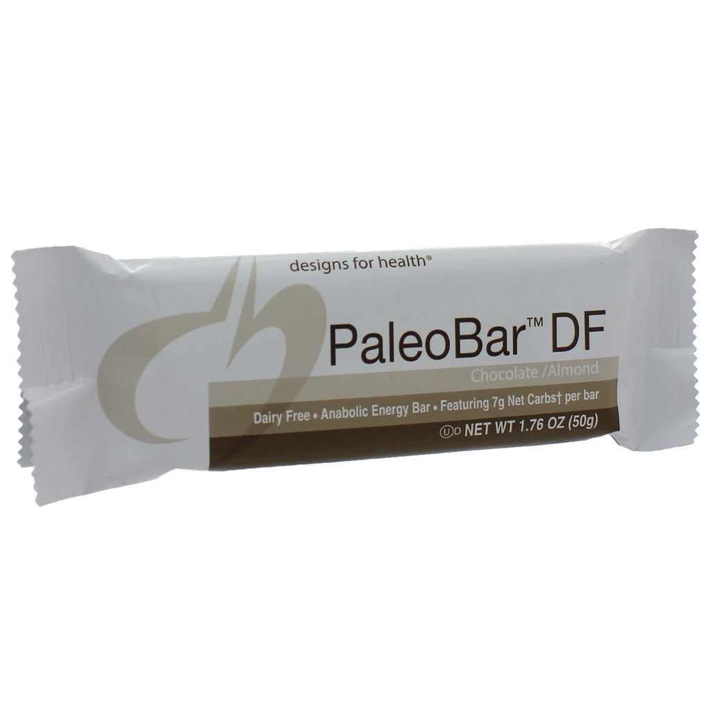 EssentiaBar-DF Chocolate/Almond Anabolic Energy Bar