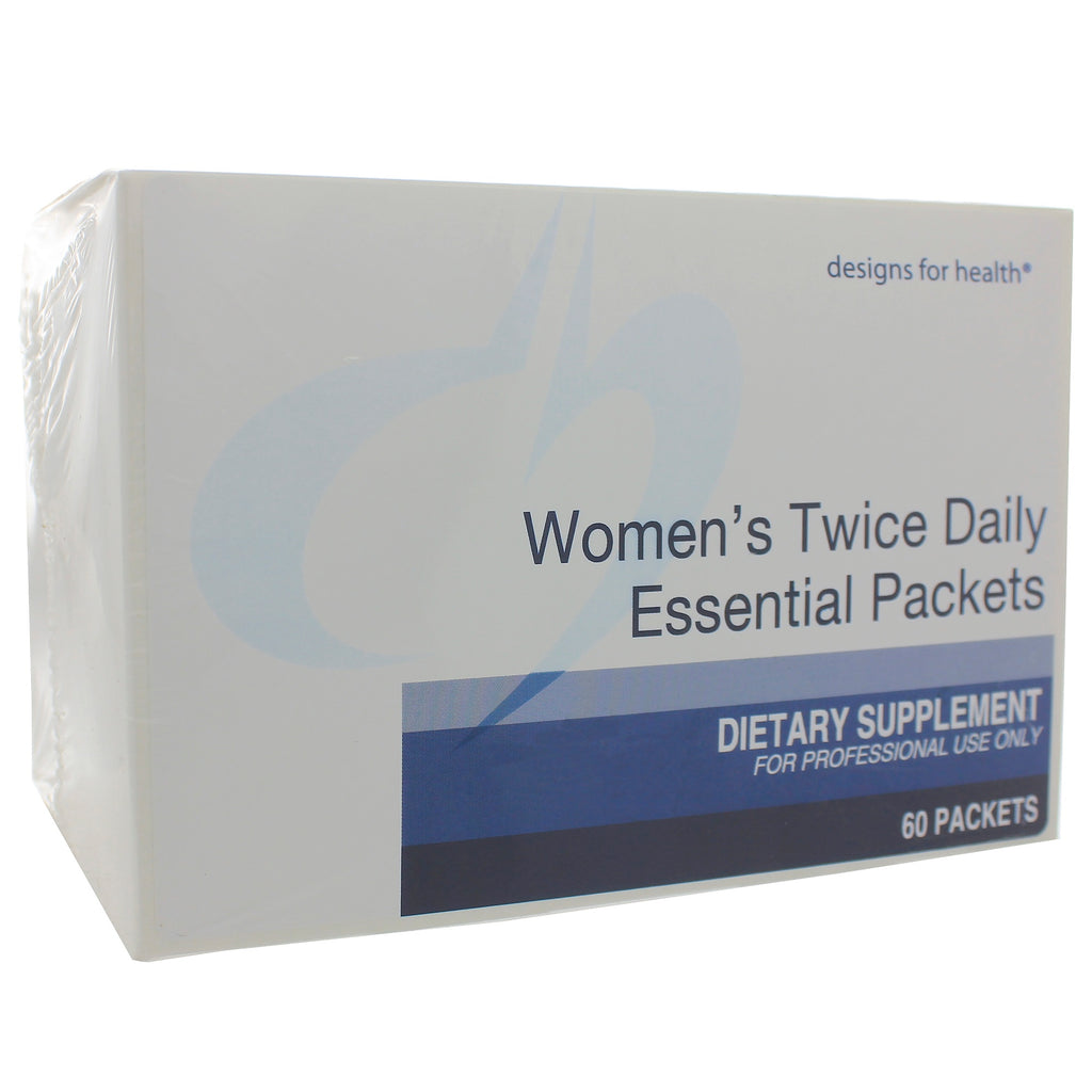 Womens Twice Daily w/o Iron