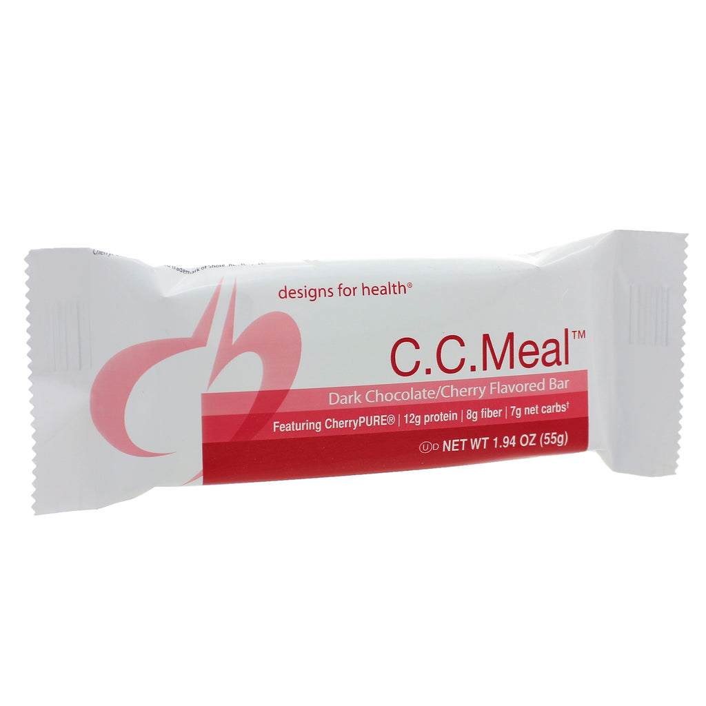 C.C. Meal Bar (Dark Chocolate/Cherry)