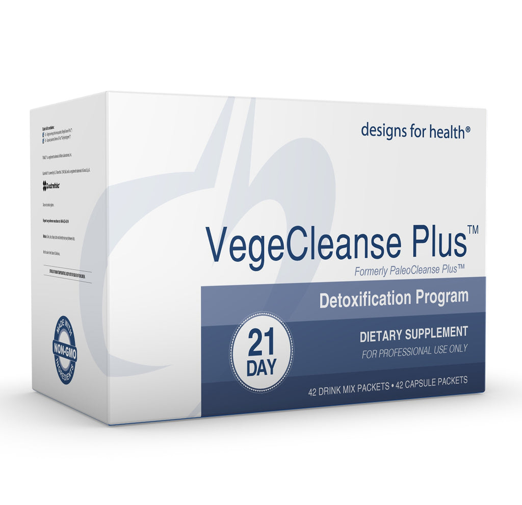 VegeCleanse Plus 21 Day Detox Program