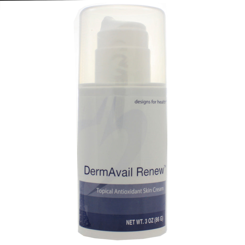 DermAvail Renew Topical Antioxidant Skin Cream