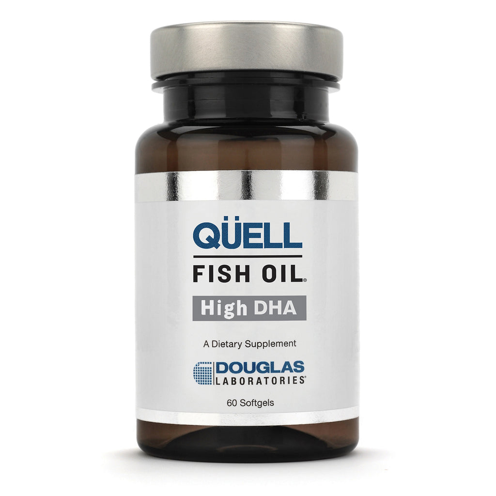 Quell Fish Oil High DHA