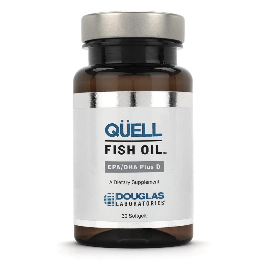Quell Fish Oil EPA/DHA plus Vitamin D