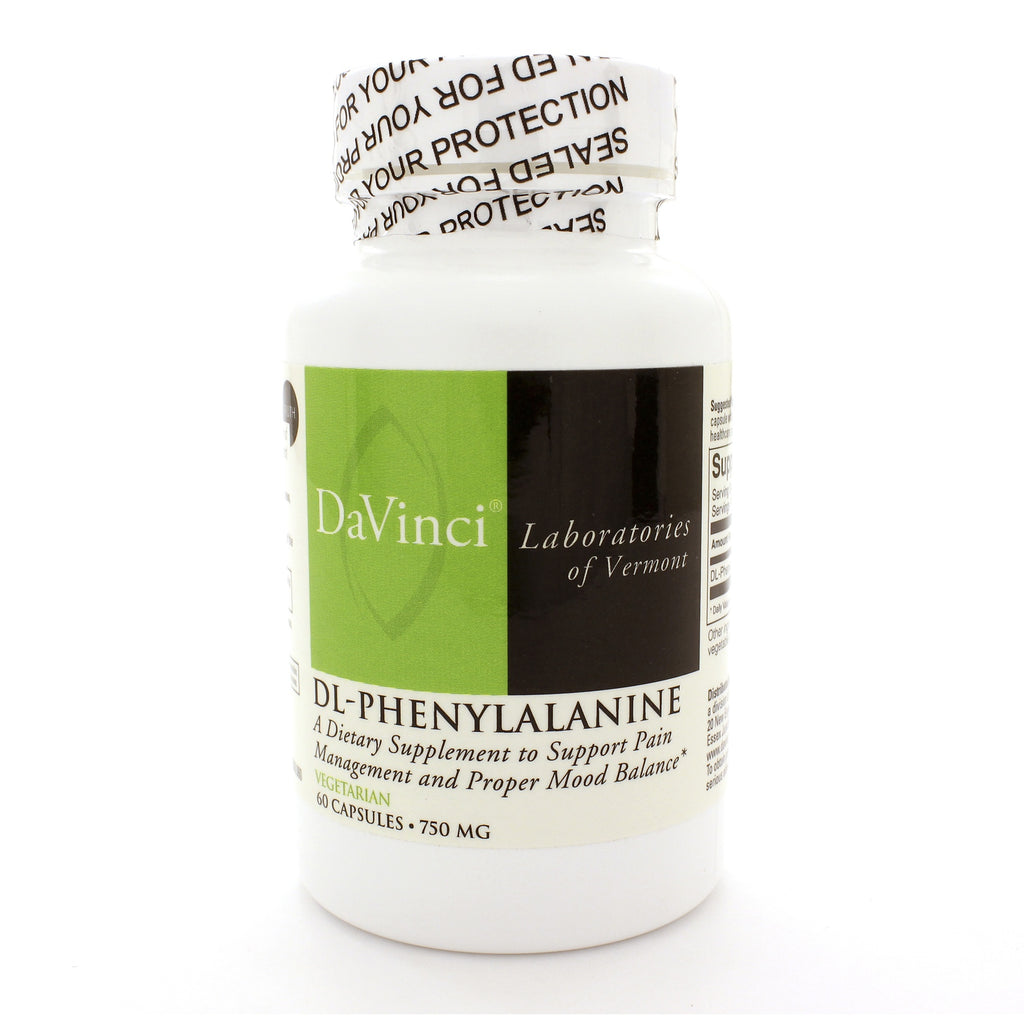 DL-Phenylalanine 750mg