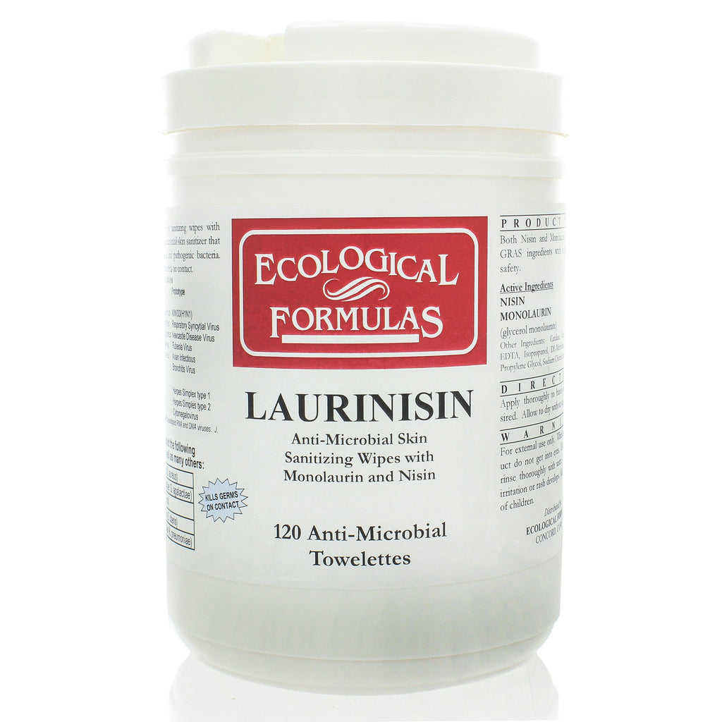 Laurinisin Anti-microbial Towelettes