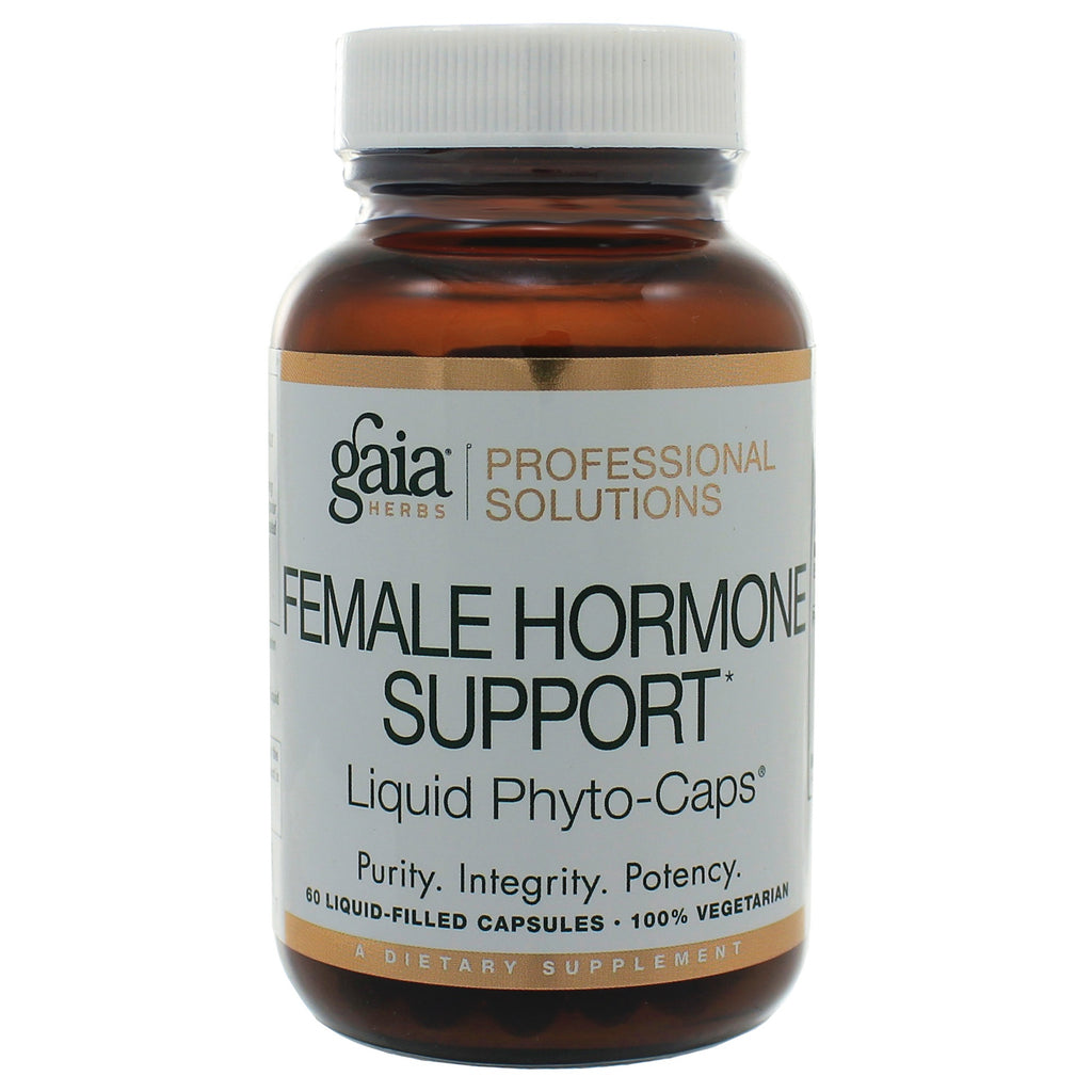 Female Hormone Support Capsules