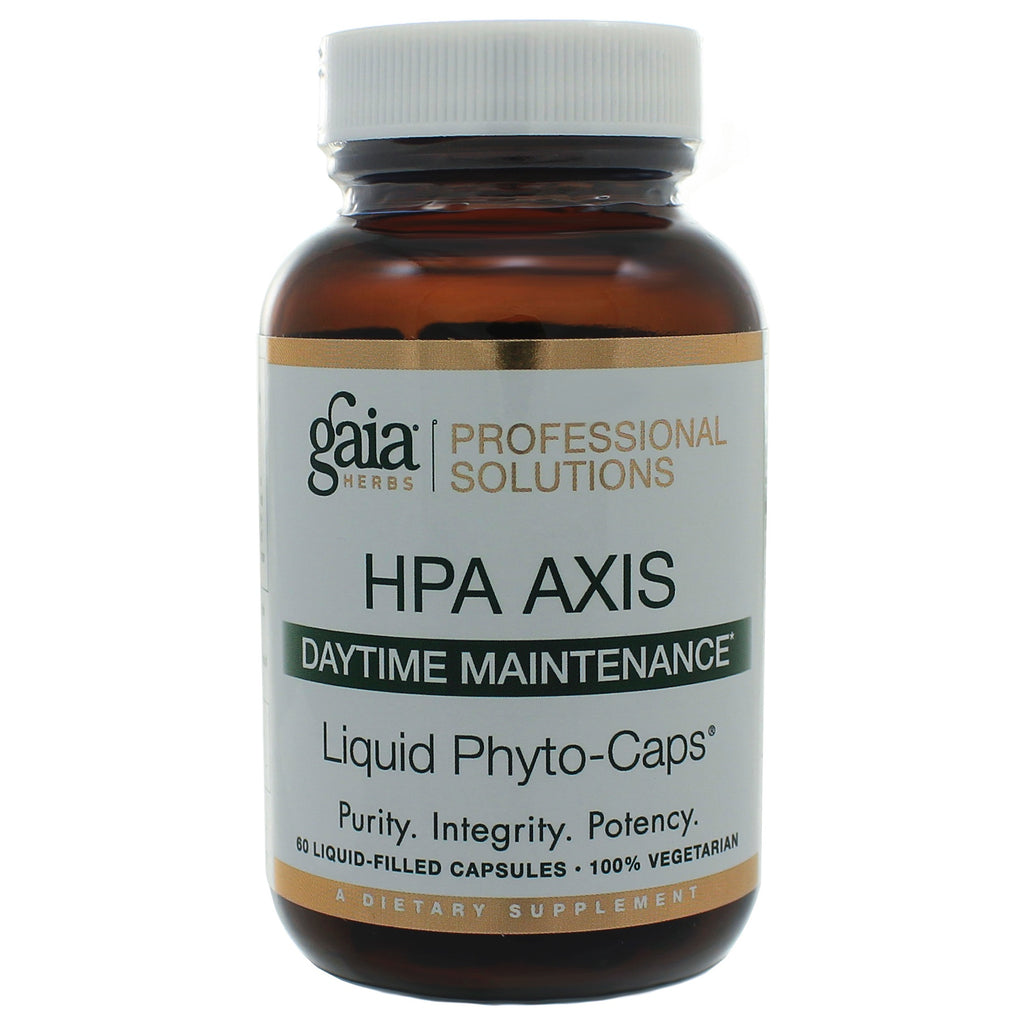 HPA Axis: Daytime Maintenance (formerly Adrenal Support)