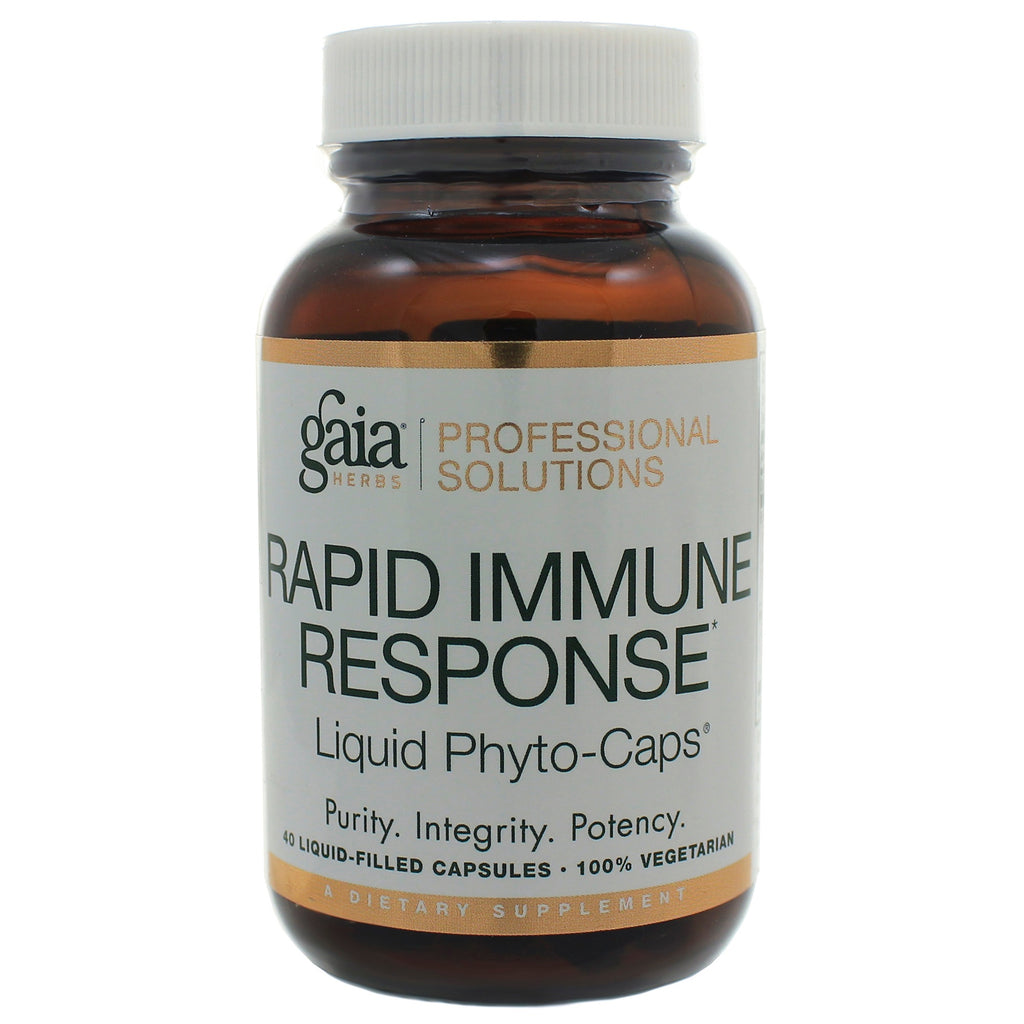 Rapid Immune Response* (Formerly Rx-A Defense)