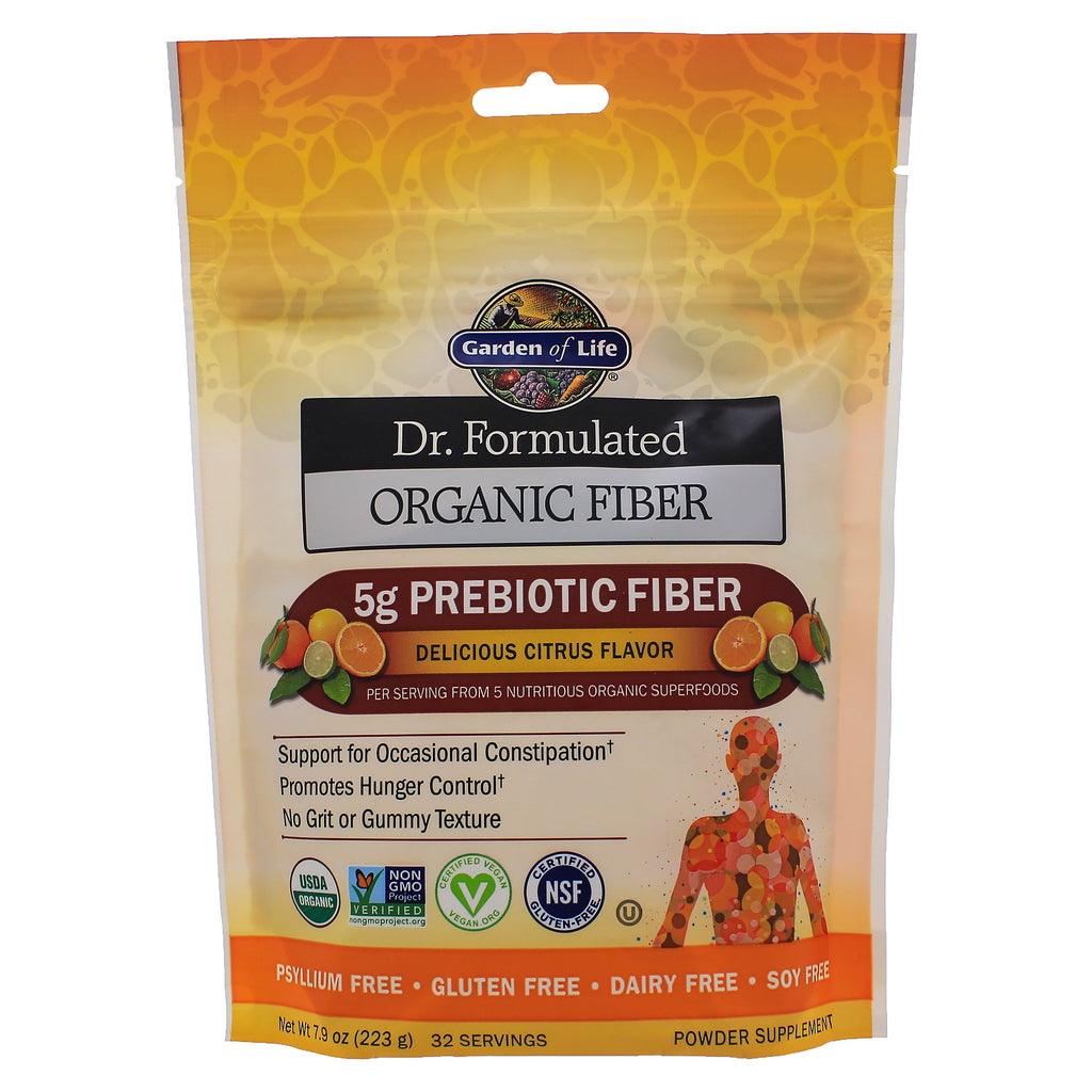 Dr. Formulated ORGANIC FIBER (CITRUS)