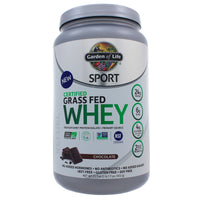 SPORT Grass Fed Whey Protein - Chocolate