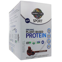 SPORT Organic Plant-Based Protein Chocolate