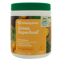Orange Dreamsicle Green SuperFood