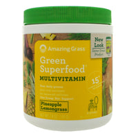Pineapple Lemongrass Green SuperFood