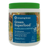 Alkalize Detox Green Superfood