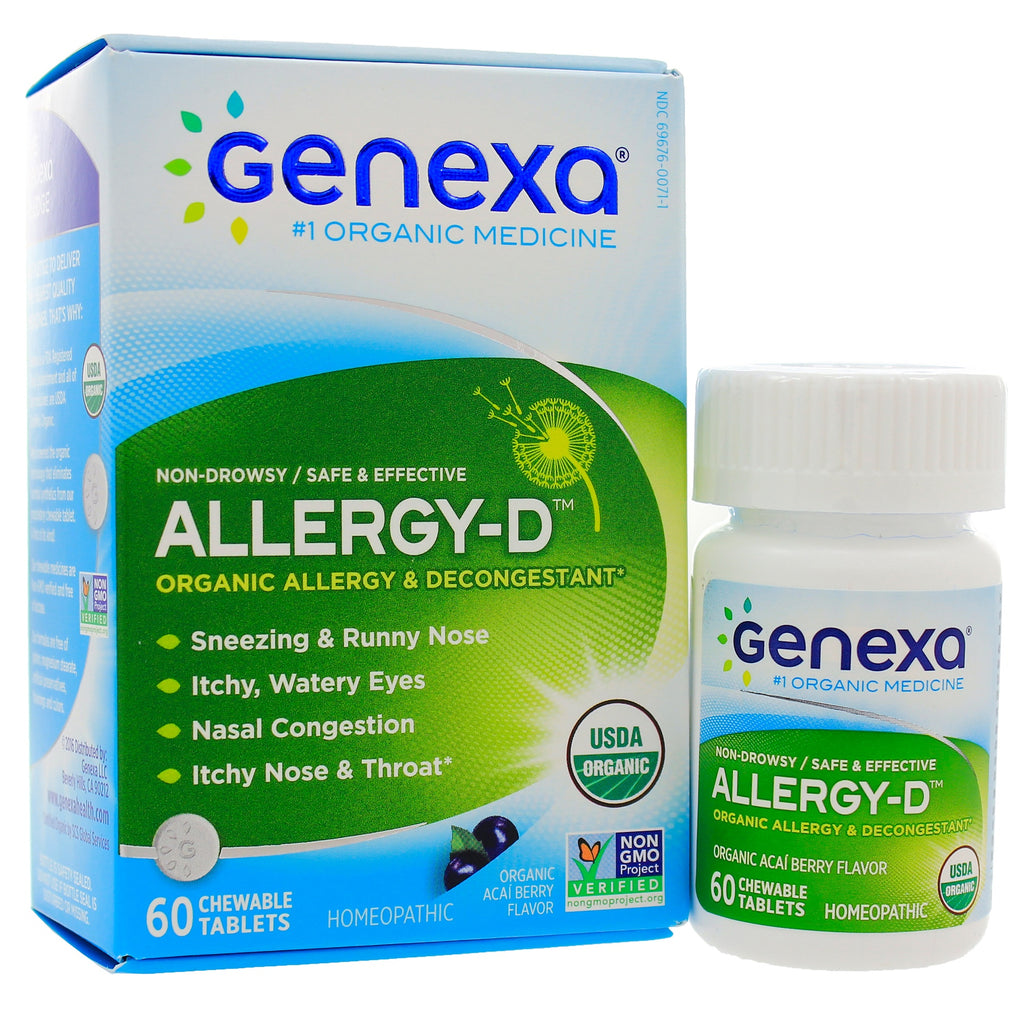 Allergy-D Adult