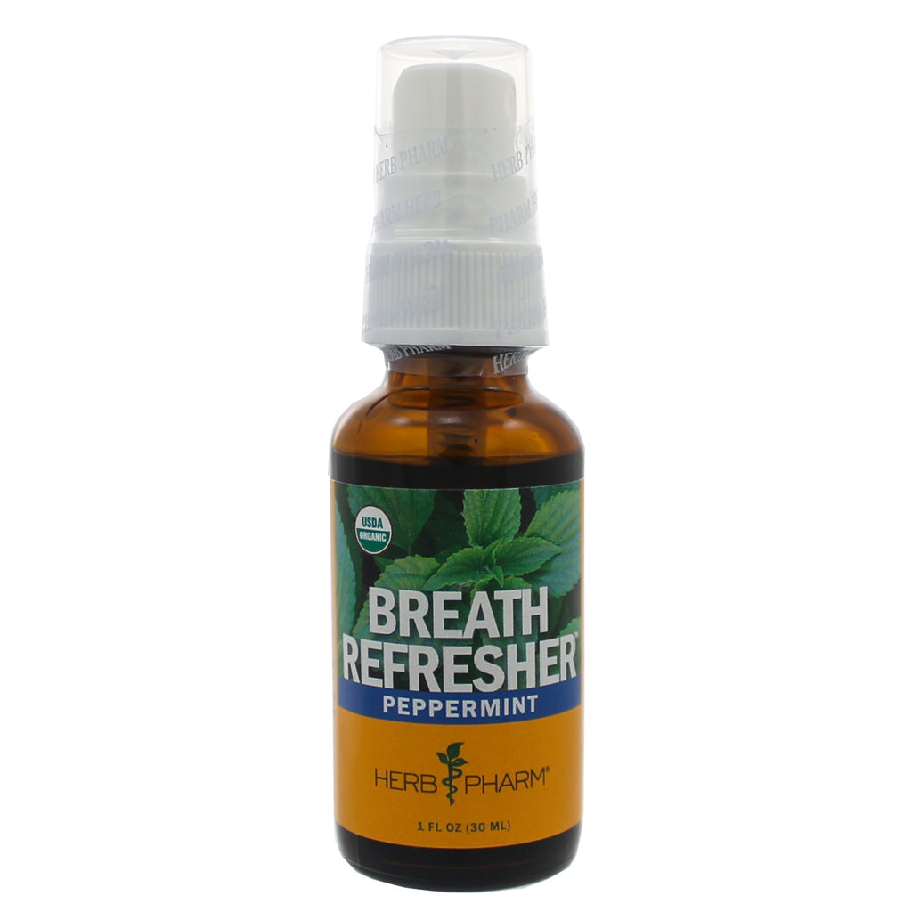 Breath Refresher Peppermint