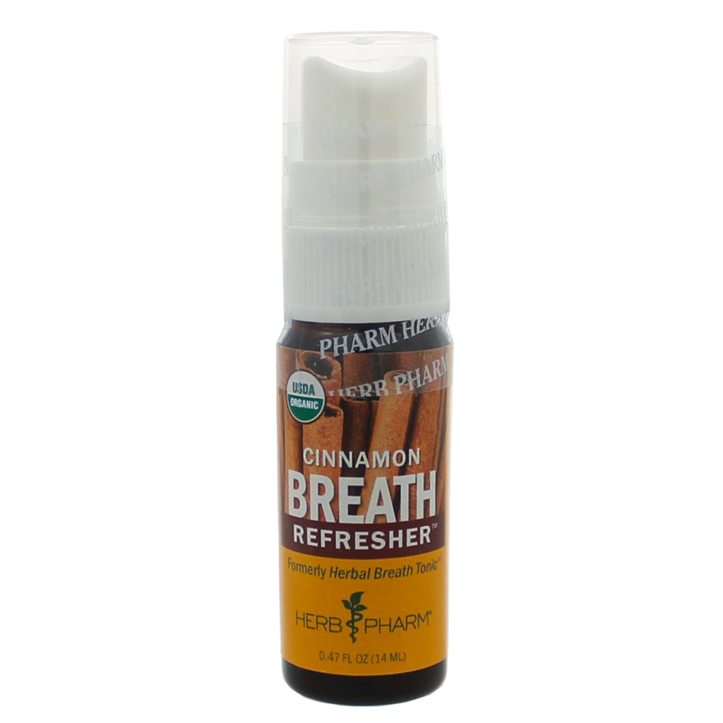 Breath Refresher Cinnamon