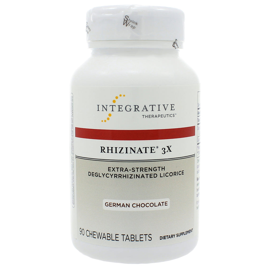 Rhizinate 3x DGL (Chewable Chocolate)