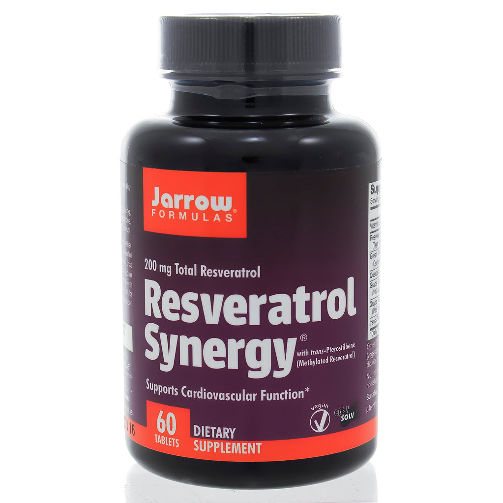 Resveratrol Synergy 200mg
