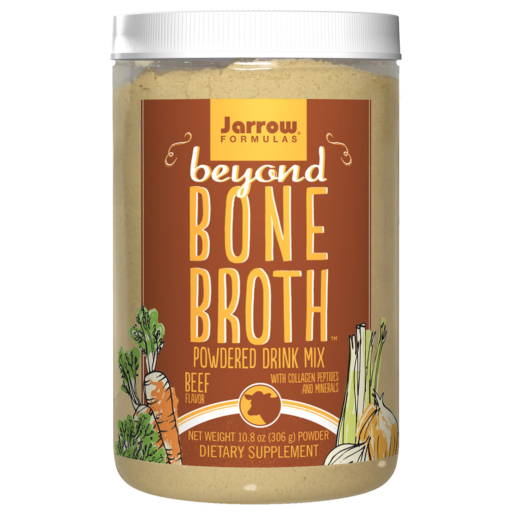 Beyond Bone Broth, Beef
